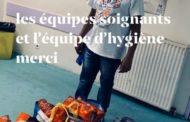 பிரான்சு நாம் தமிழர் பிரான்சு மருத்துவமனை ஊழியர்கள் செவிலியர்களுக்கு மற்றும் ஈழ உறவுகளுக்கு உதவி
