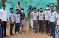 கபசுரகுடிநீர் வழங்குதல்-சிவகாசி