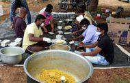 ஊரடங்கு உத்தரவு உணவு வழங்குதல் கபசுர குடிநீர் வழங்குதல்/திருப்பூர் வடக்கு