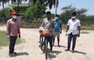 கபசுரக் குடிநீர் வழங்குதல் கொரோனா நோய் தடுப்பு நடவடிக்கை
