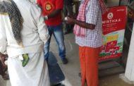 கொரோனா நோய் தடுப்பு நடவடிக்கையாக கபசுர குடிநீர் வழங்கும் நிகழ்வு-குமாரபாளையம்