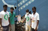 கபசுரக் குடிநீர் வழங்கல்-உளுந்தூர்பேட்டை