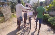 பண்ருட்டி-கொரோனா நோய் தடுப்பு நடவடிக்கையாக கபசுர குடிநீர் வழங்குதல்