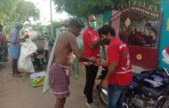 பொதுமக்களுக்கு கபசுர குடிநீர் வழங்குதல்/திருவெறும்பூர் தொகுதி