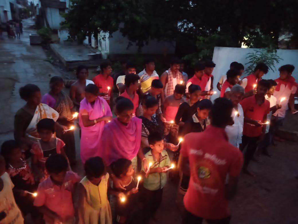 மே 18 இன எழுச்சி நாள் -நினைவேந்தல் நிகழ்வு- செங்கம் தொகுதி