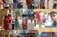 கொரோனா நோய் தடுப்பு நடவடிக்கையாக கபசுர குடிநீர் வழங்குதல் - ஓசூர் தொகுதி